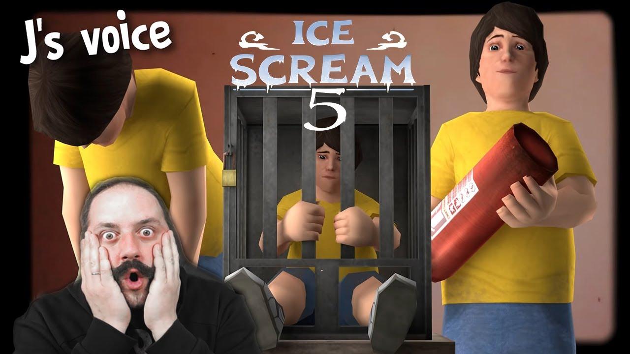 Η ΦΩΝΗ ΤΟΥ J ΚΑΙ ΜΥΣΤΙΚΑ ΤΟΥ ROD ΣΤΟ ICE SCREAM 5