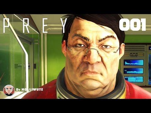 PREY #001 - Treffen mit Alex im Testzentrum [PS4] Let's play Prey