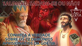 SALOMÃO FILHO DE DAVI, SALVOU-SE OU NÃO?