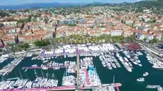 Cannes Boat Show & Yachting Festival [Drone]