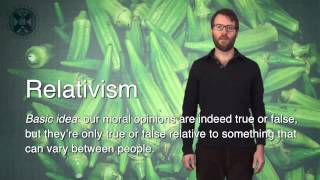 5 - 3 - Part Three - Moral Relativism (and Subjectivism) (0247)