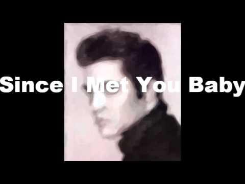 Since I Met You Baby