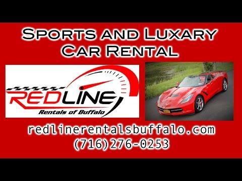 Redline Rentals: Sport and Luxury Car Rental: Buffalo NY