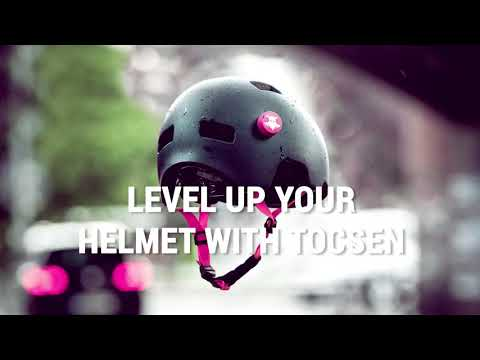 Level up your Helmet with Tocsen!