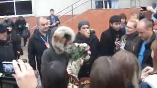 Conoce a Natalia Oreiro en Rusia / Krasnodar