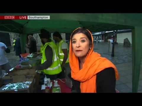 Langar Week - BBC South Today