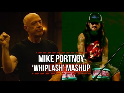 Mike Portnoy Meets 'Whiplash' in Epic Drum Mashup