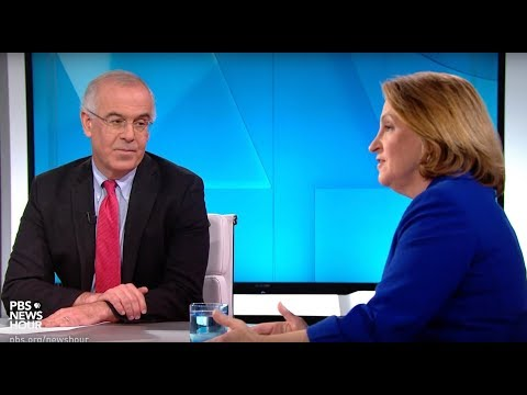Brooks and Marcus on what's fueling the president's 'ramped up' rhetoric