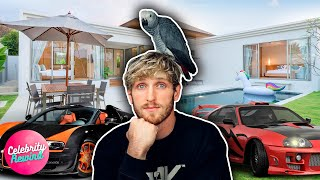 Logan Paul Luxury Lifestyle 2021 ★ Net worth | Income | House | Cars | Girlfriend | Family