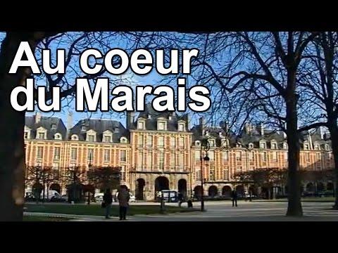 Au cœur du Marais