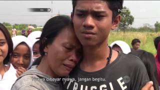 Keluarga Korban Begal Emosi, Melihat Rekonstruksi Tempat Kejadian Perkara - 86