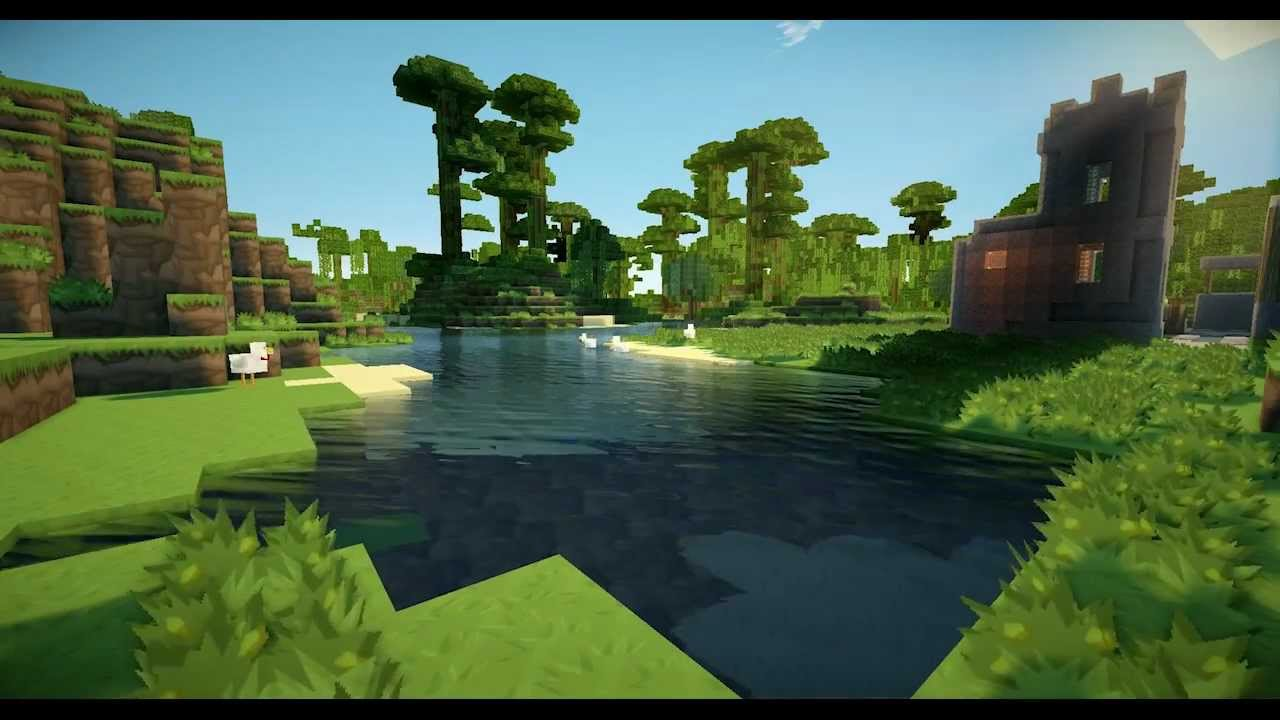 Shaders 6 Glsl Minecraft 1 4 Mod