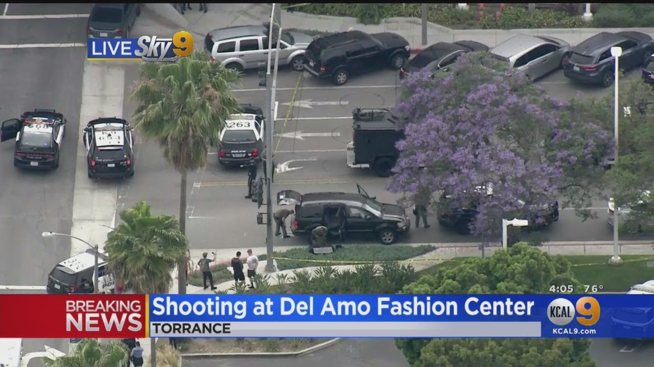 1 Hurt In Shooting At Del Amo Fashion Center