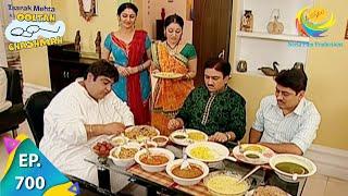 Taarak Mehta Ka Ooltah Chashmah - Episode 700 - Full Episode