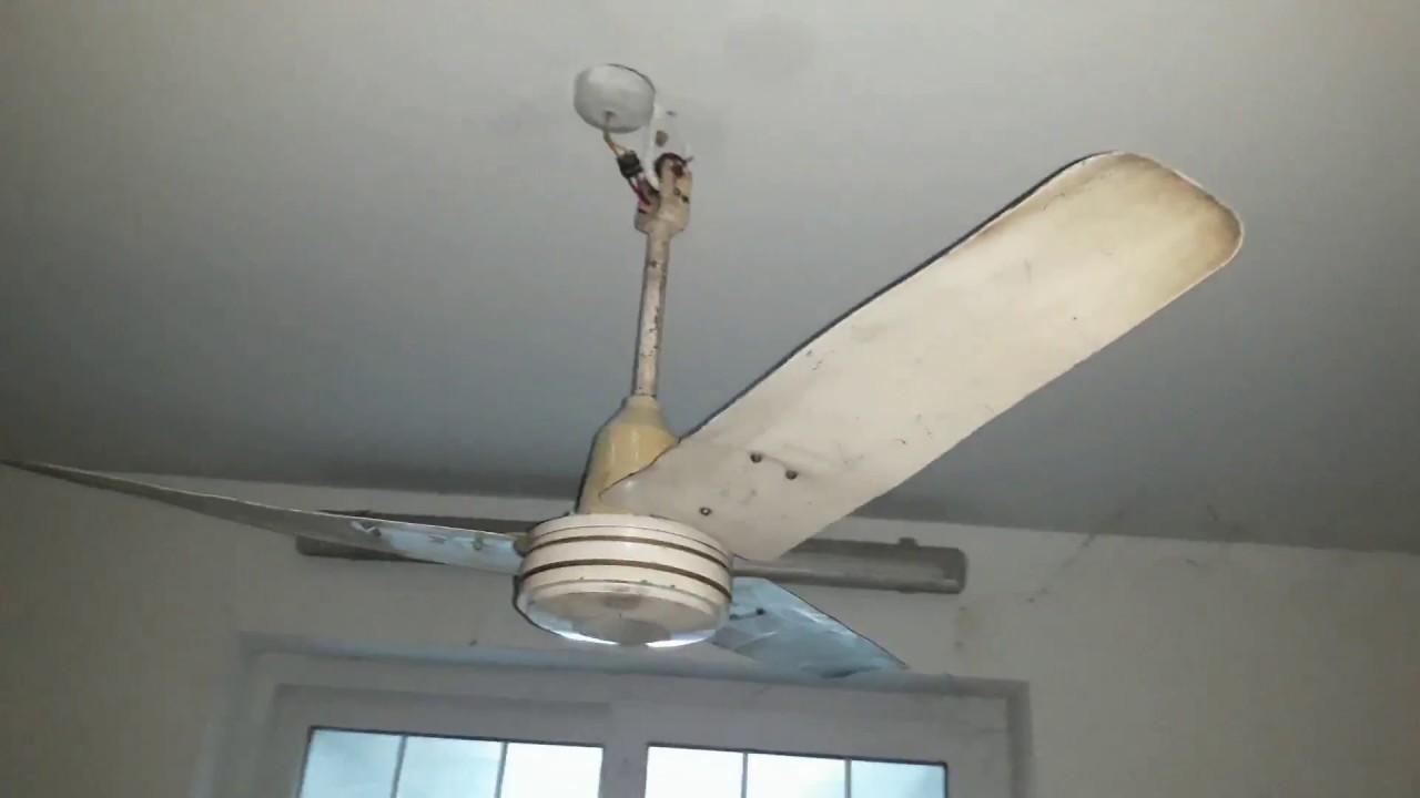 7 Gec Goldline Ceiling Fans You