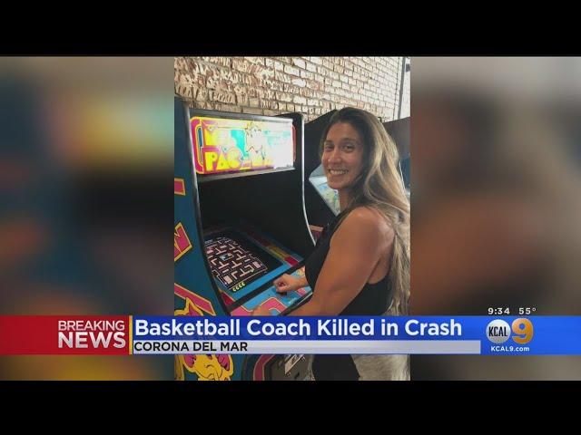 OC School Basketball Coach Christina Mauser Killed In Kobe Bryant Crash