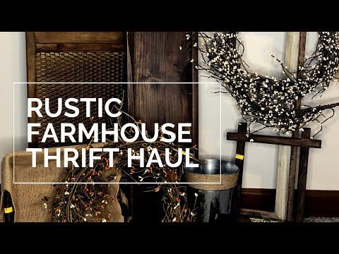 rustic-farmhouse-decor-|-farmhouse-trash-to-treasure-haul-|-farmhouse-decor
