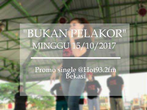 Dila Erista - Bukan Pelakor (Promo New single) @Hot93.2fm Pondok ungu bekasi utara