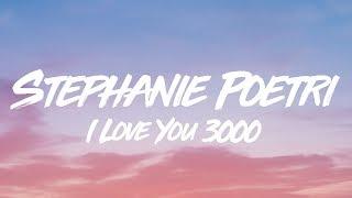 Download lagu Stephanie Poetri - I Love You 3000 (Lyrics)