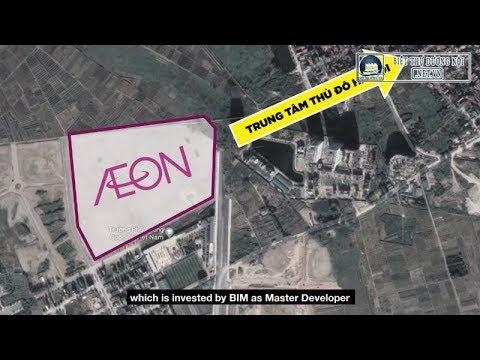 ? AEON Mall Hà Đông – Tại sao họ chọn Dương Nội ? [ Tân Kiến Land ]