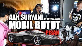 MOBIL BUTUT - AAH SURYANI   3PEMUDA BERBAHAYA COVER
