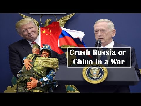 The U.S. Military's Mission Is Clear: Crush Russia or China in a War
