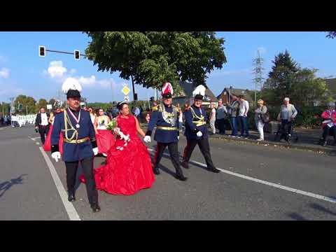 Schützenfest in Gustorf  2017 Sonntag-Nachmittagsumzug