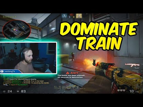 HOW TO DOMINATE TRAIN