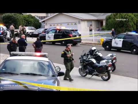 RAW FOOTAGE: Fatal Officer Involved Shooting In Oceanside 12/20/2017