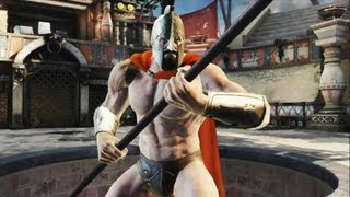 "God of War Ascension ""This is Sparta !"" Trailer (300)"