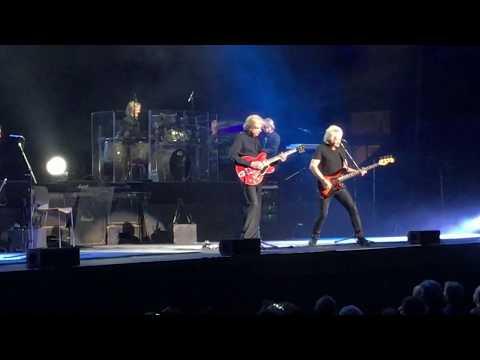 Moody Blues Concert Cedar Park Texas 1/21/2018 - Part1