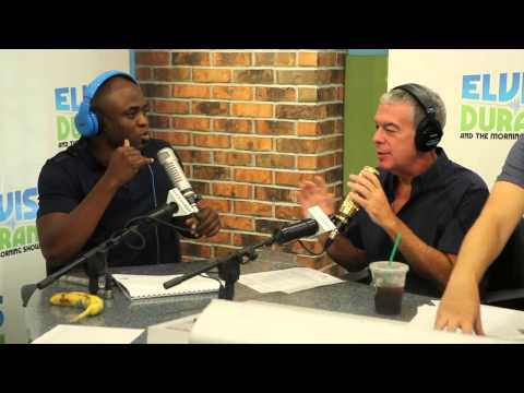Wayne Brady Interview on Elvis Duran and the Morning Show