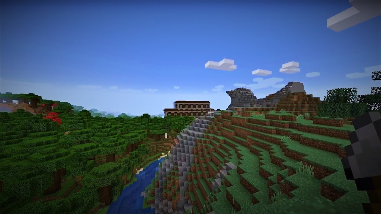 Minecraft 1.17 Hardcore Live Ngày 2