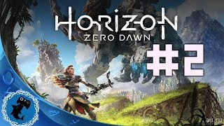 Horizon: Zero Dawn - 2! #Horizon #PS4