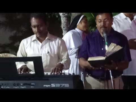 Choir Lourdes forane church coimbatore