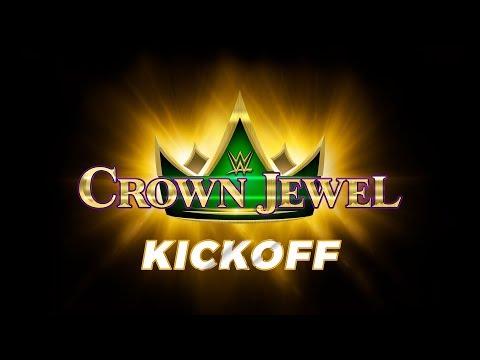 WWE Crown Jewel Kickoff: Nov. 2, 2018