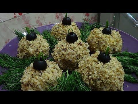 Салат Печень трески с рисом
