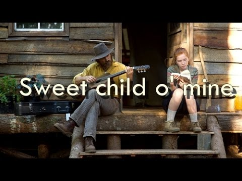 Captain Fantastic Soundtrack  Sweet child o mine  Lyric