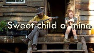 Captain Fantastic Soundtrack - Sweet child o' mine [ Lyric ]