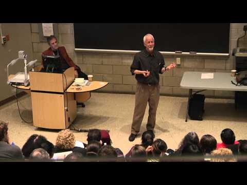 Penn State professor presents 'Climate Out of Control'
