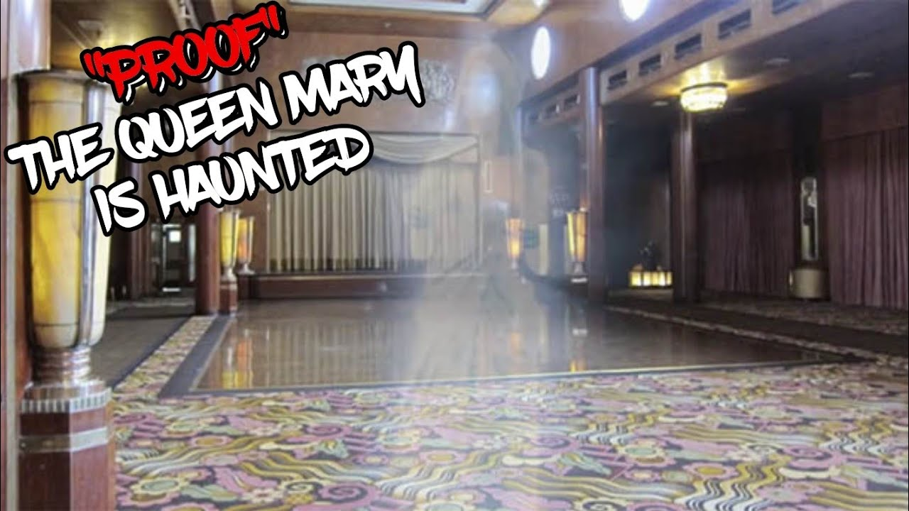 Proof The Queen Mary Is Haunted The Final Chapter Room B340