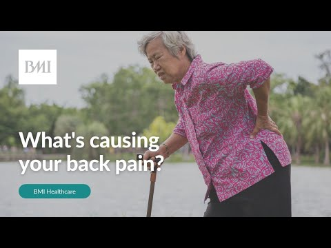 Chronic Back Discomfort Might be a Manifestation of an uncommon Infection