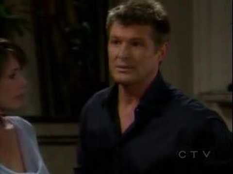 Taylor Forrester tells Thorne the truth about his grandma