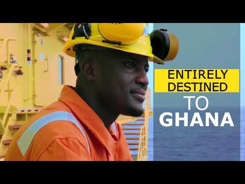 Ghana's Gas - OCTP Project | Eni Video Channel