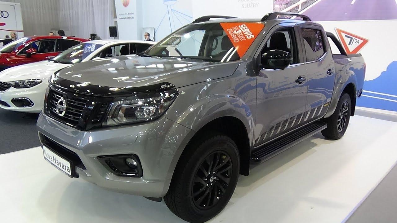 2019 Nissan Navara 2 3d N Guard Exterior And Interior Auto Salon Bratislava 2019 Youtube