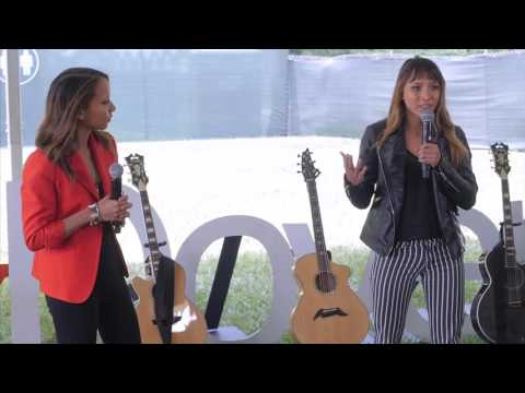 To Thine Own Self Be True: Twins in the Music Business | Nalani & Sarina | TEDxDoverSalon