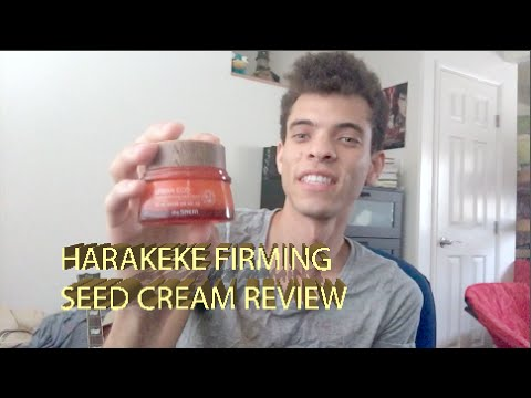 Harakeke Firming Seed Cream: Review