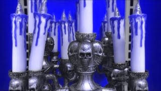 Halloween Songs Music for Kids Teenagers Children Toddlers Scary Spooky Creepy Candelabra Decoration