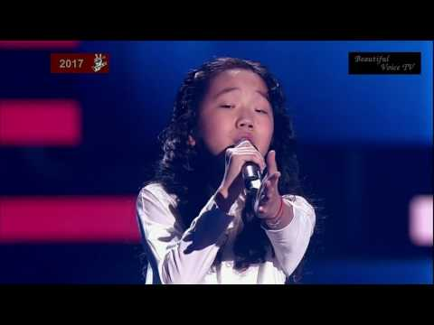 Milana. 'Stone Cold'. The Voice Kids Russia 2017.