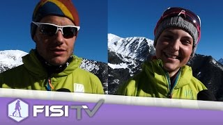 Sci Alpinismo: Boscacci & co. protagonisti ad Arcalis